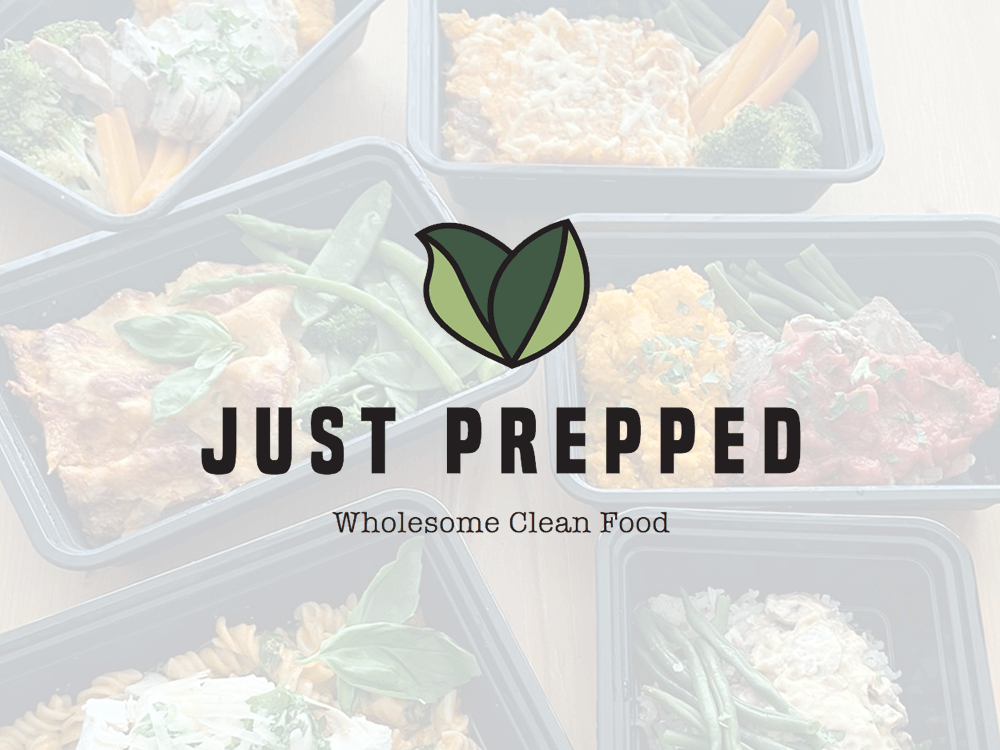 Food Prep Website Design